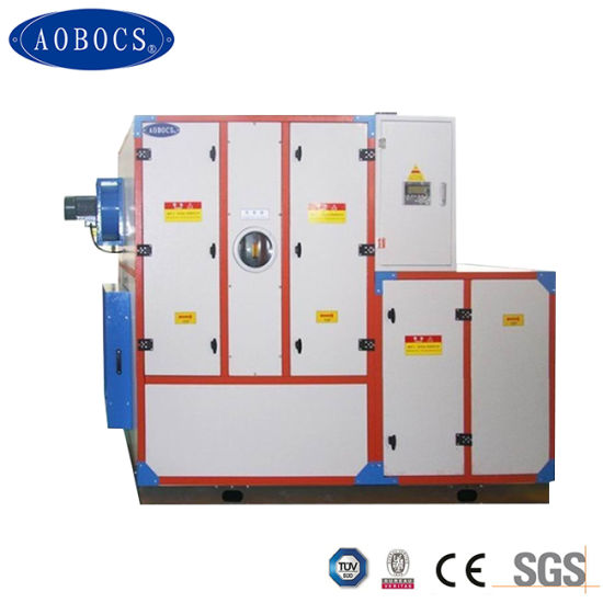 Low Humidity Industrial Dehumidifier with Desiccant Wheel pictures & photos
