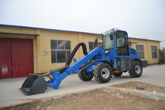 New Model Telescopic Loader (HQ915T) with Perkins Engine pictures & photos