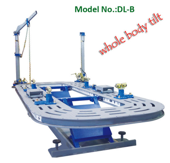 China Whole-Body Tilting Car Frame Straightening Machine - China Car ...