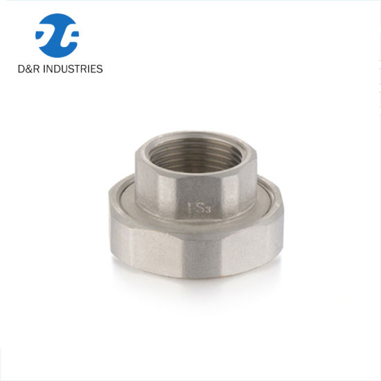 Male Thread Hydraulic Ferrule Brass Pipe Fitting, Brass Fitting (DR 7012)