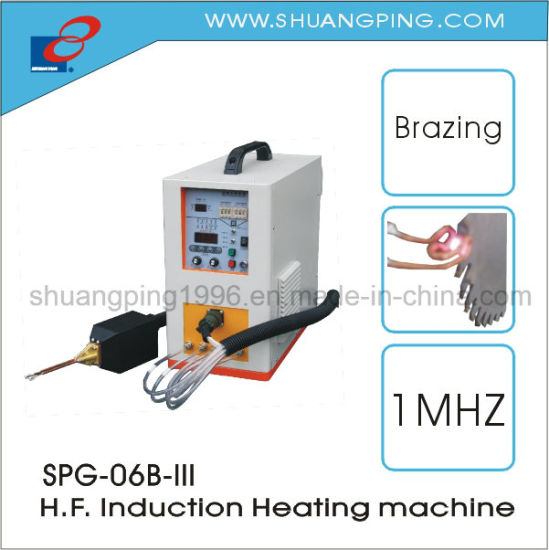 Induction Heating Machine 6kw-1.1MHz SPG-06B-III