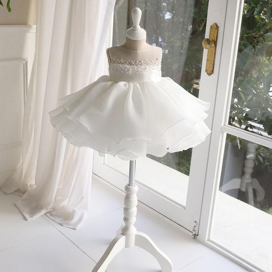 High Quality Organza Flower Girl Dress