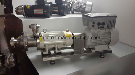 L&B High Pressure Viscosity Twin Screw Pump Paste Pump (2.5MPa) pictures & photos