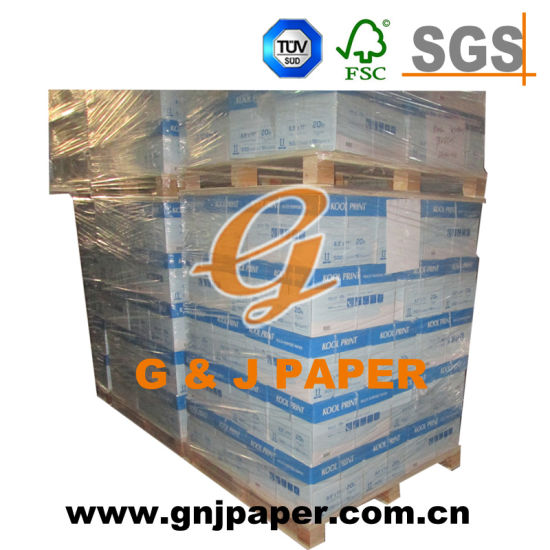 75g Letter Size Printing Copier Paper in China pictures & photos