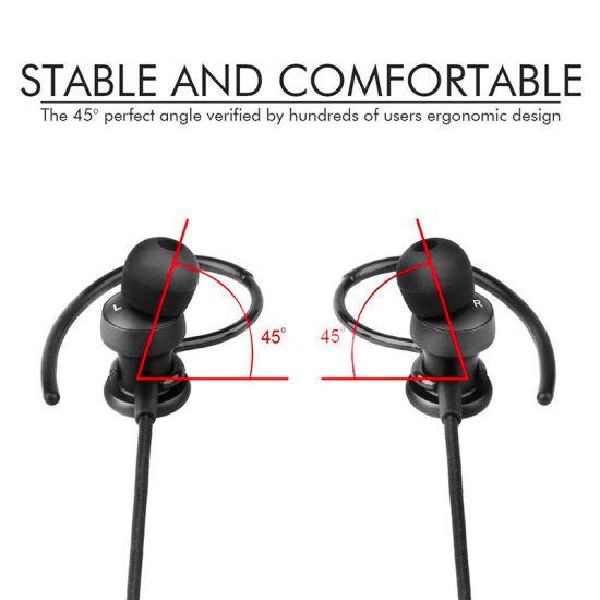 Bluetooth4.0 Wireless In-Ear Earbud Handsfree Headset Earphone Stereo Headphone~