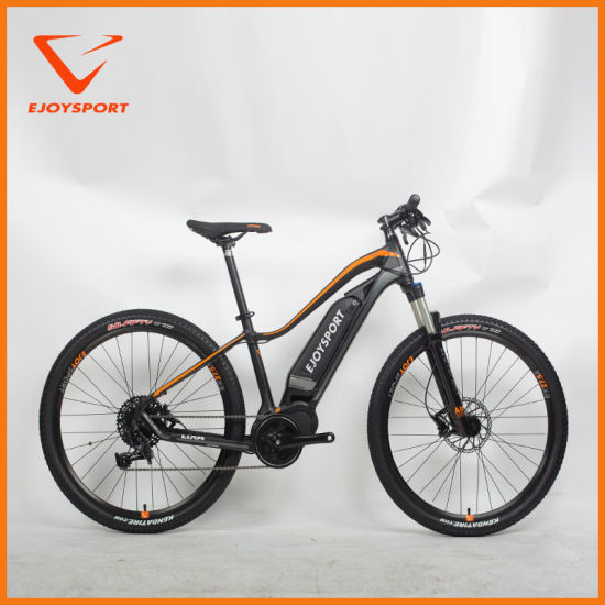 China Hot Sale Electric Mountain Bike Bicycle with Steel Frame for ...