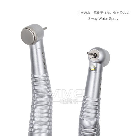 Kavo LED Turbine Dental Handpiece with Ce Dental Supplies pictures & photos