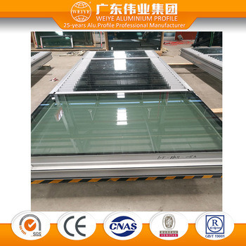 High Quality Aluminium Profile for Curtain Wall Construction Profile pictures & photos