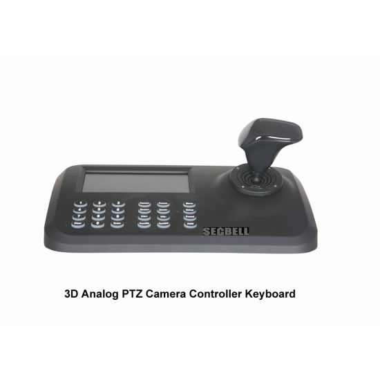 3D Analog PTZ Camera Controller Keyboard pictures & photos