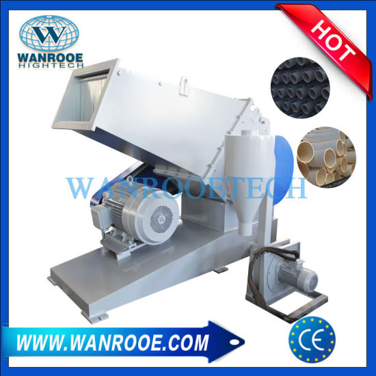 Small Waste Plastic PP PVC Pipe Crusher pictures & photos