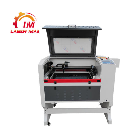 Supply ODM China Glass Tube CCD Camera CO2 Laser Engraving Cutting Machine for Nonmetal Materials 9060