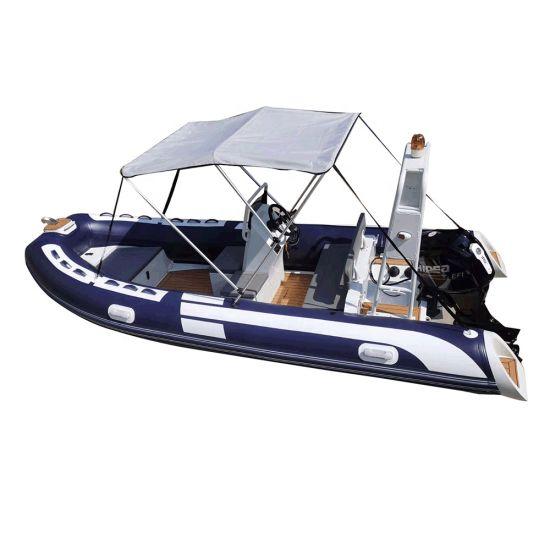 Bateau Zodiac 16 Feets Hypalon CE 16 FT Hypalon Military Sport Rib 480cm Boat Inflatable Bateau Zodiac 16 Feets Hypalon