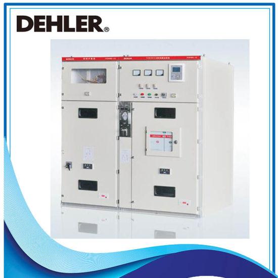 Xgn66-12 in Door AC Box Type Metal Enclosed Switching Equipment