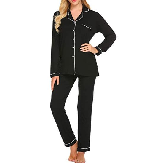 Womens High Quality Pajamas Sets Nightwear