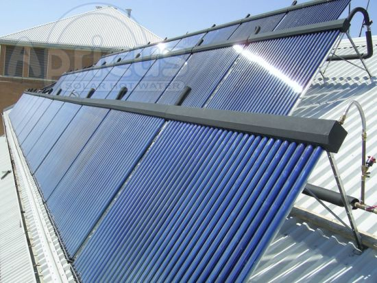 Apricus Evacuated Tubes Solar Water Heater Solar Collector for Residential& Commerical Project (etc-20. etc-30)