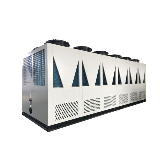 60ton Water Cooled Bitzer Chiller Compressor Blower Chiller Industrial Chiller R134A/R22/R410A