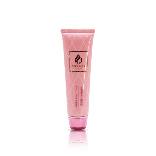 Factory Cosmetic Packaging Soft Plastic Tube with Acrylic Screw Cap