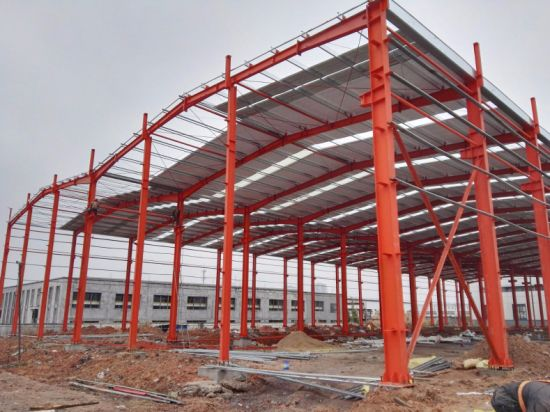 Metal Steel Building Insulation Guaranty with Best Service