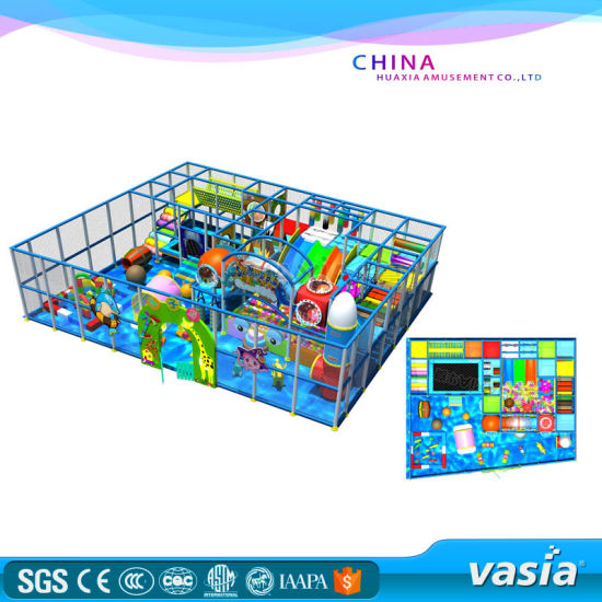 2016 China Professional Manufacturer Kids Indoor Playground for Sale pictures & photos