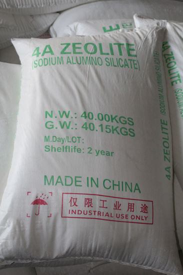 Zeolite 4A for Detergent pictures & photos