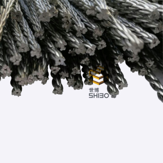 High Quality Supply Purity 99.95% Tungsten Wire/Filament/Screw pictures & photos