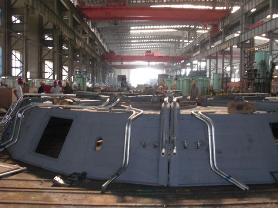 Large Capacity Ferromanganese Submerged Ladle Refining Arc Furnace