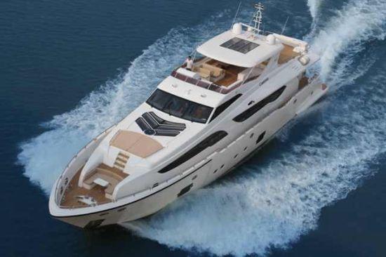 High Strength Luxury Yacht for Sale