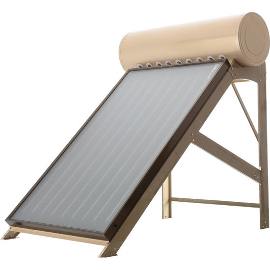 Specially Designed Collector for Solar Water Heater System