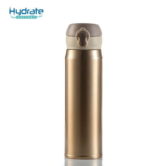 18oz Adult Office Stainless Steel 304 Insulation Thermos Vacuum Flask Metal Water Bottle