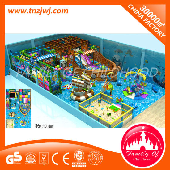 Children Entertainment Equipment Ocean Soft Play Indoor Playground for Sale pictures & photos
