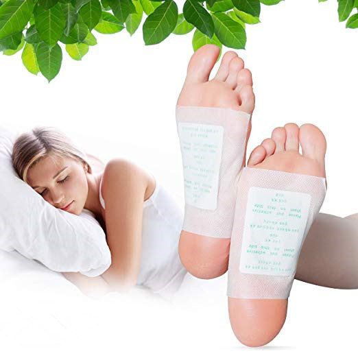 Best Quality Detox Foot Patch 2 Pieces Per Bags Healthcare