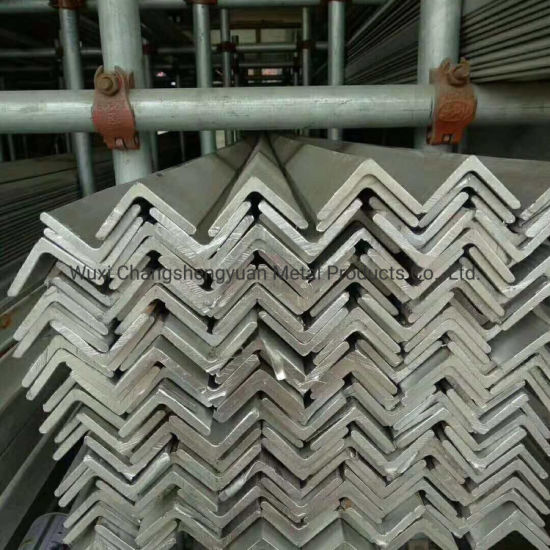 ASTM AISI 310, 310S, 316, 316L, 316ti Stainless Steel Angle Bar