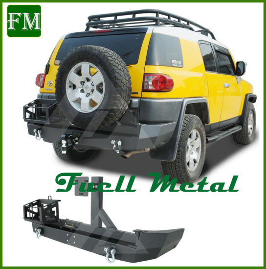 Rear Bumper Protection Bar for Fj Cruiser Auto Accessories pictures & photos