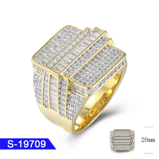 13f496198bb06 China New Design Fashion Jewelry 925 Sterling Silver 14K Gold Plated ...