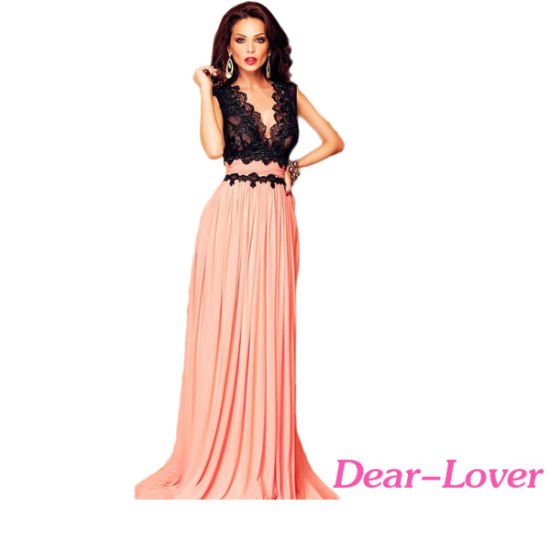 New Fashion Ladies Maxi Party Prom Gown Evening Dress