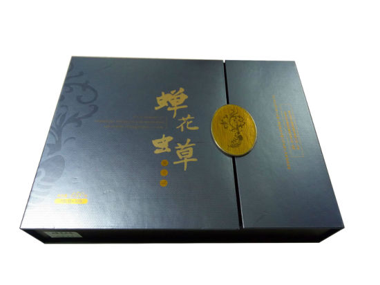 Luxury and Top Grade Cosmetic Paper Box pictures & photos