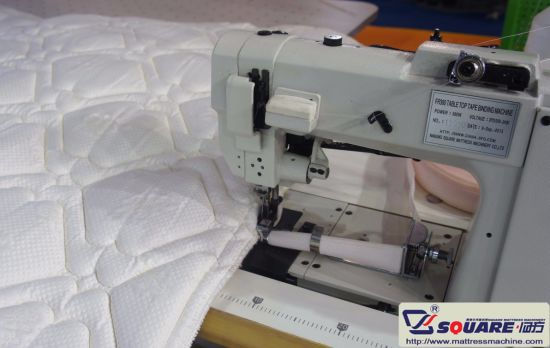 Mattress Panel Fabric Tape Edge Machine (FR300) pictures & photos