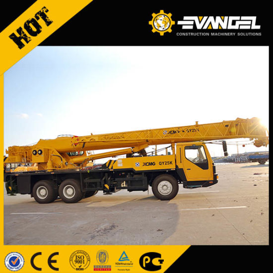 130 Ton Mobile Crane XCMG Truck Crane Axle 6 Rated Power 390kw pictures & photos