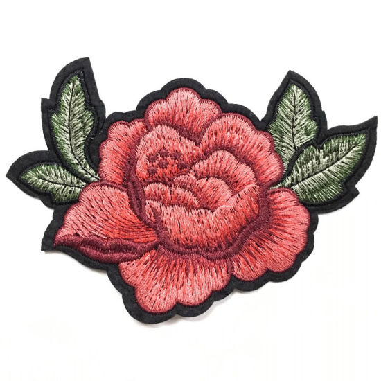 Sew on Applique Patch for Bags Decorative Flowers for Dress