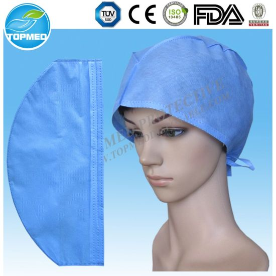 Disposable Doctor Cap / Surgical Cap / Operation Caps pictures & photos