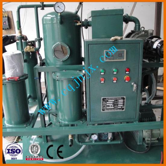 One-Stage Waste Black Vacuum Transfomer Oil Centrifuging Machine