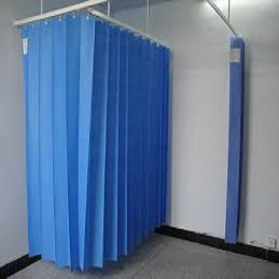 SMS Nonwoven Fabric Use for Disposable Anti-Blood Medical Curtain Surgical Gown pictures & photos