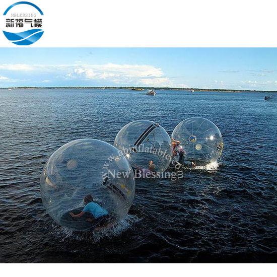 Factory Supply Big Person Inside Floating Water Ball Pool Walker pictures & photos