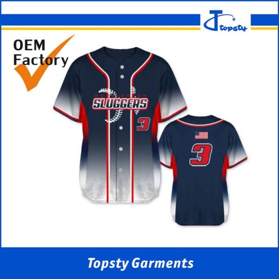 OEM Guangzhou Fashion Boy's 100% Cotton Sublimation Sport Jersey