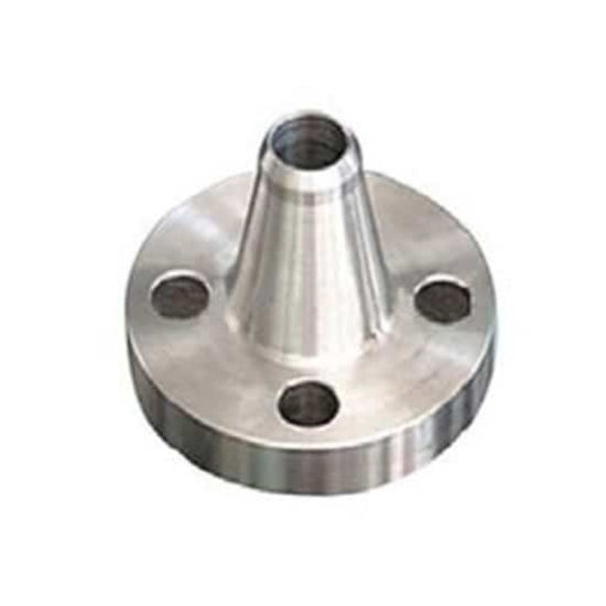 Densen Customized Stainless Steel Weld Neck Flat Face Flange for Industrial Machinery Parts