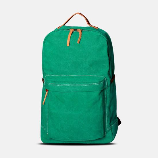 d3def53c557 Wholesale Fashion Laptop Students School Bag Vintage Canvas Backpack  Yf-Lb1684