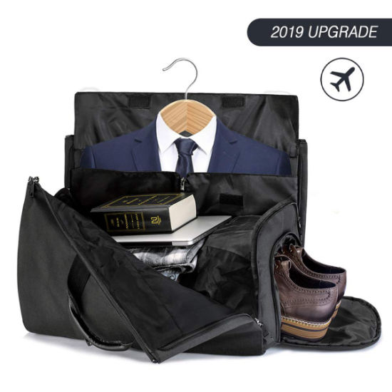 new york later best online Duffle Bag Garment Bag Carry on Weekend Bag Flight Bag for Travel Sports  Gym (Including Shoes and Suits