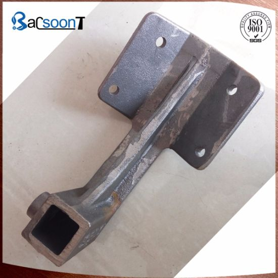 Customized Steel/Stainless Steel/Carbon Steel Lost Wax Casting/Investment Casting Pipe Fitting/Bracket/Flange/Valve Body/Hinge/Handle/Steel Part