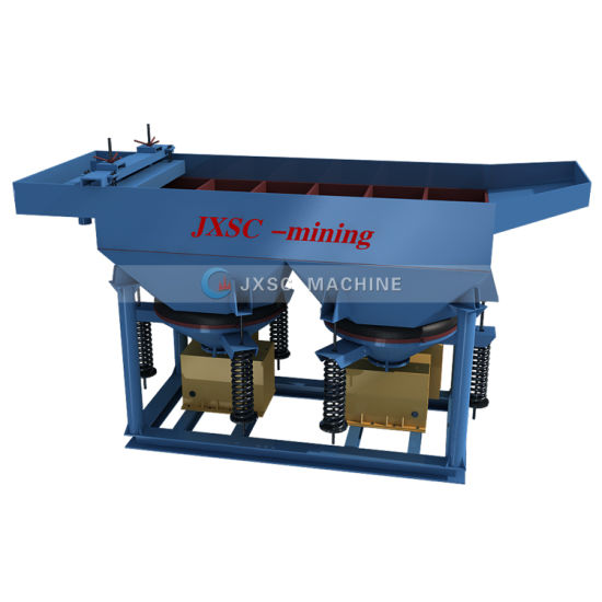 Ilmenite Ore Separation Machine Milling Jig Jigging Machines