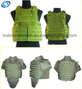 Full Protection Military Tactical Body Armor Bulletproof Vest